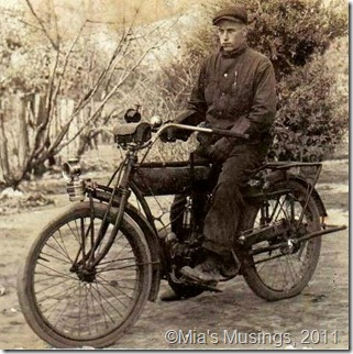 indian motorcycle early 1900's