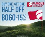 That's A Victory, Save At Famous Footwear